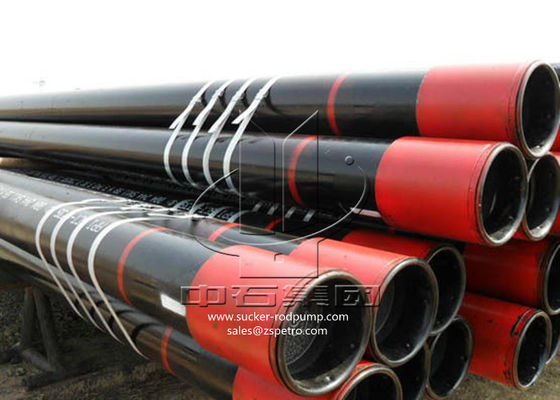 API Standard Oilfield Tubing Pipe , Composite Drill Pipe Seamless Structure