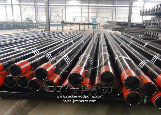 Oilfield Seamless Steel Casing Pipe Steel Grade J55 K55 L80 N80 P110 P110-13Cr
